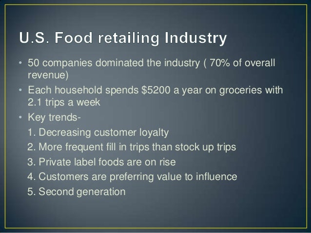 reed supermarket case Reed supermarkets: a new wave of competitors is a harvard business review case study written by john a quelch, carole carlsonfor the students of sales & marketing the case study also include other relevant topics and learning material on – customers, growth strategy.