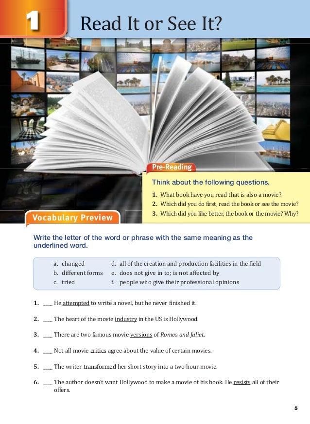Reading challenge 3