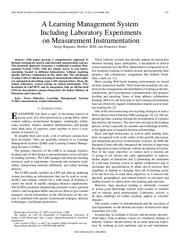 IEEE TRANSACTIONS ON INSTRUMENTATION AND MEASUREMENT, VOL. 55, NO. 5, OCTOBER 2006                                        ...
