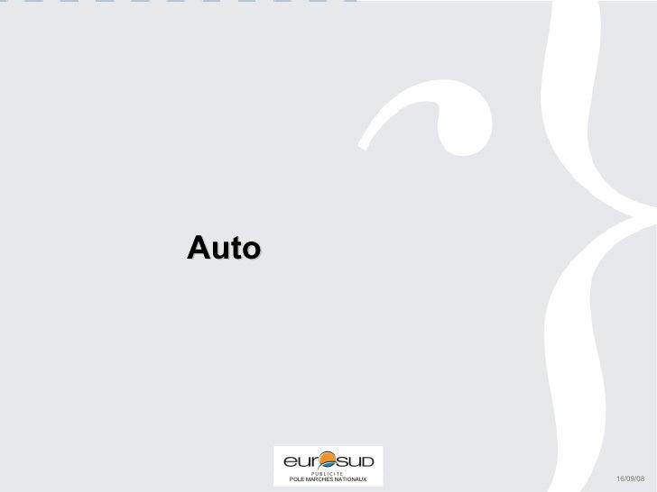 Auto 16/09/08