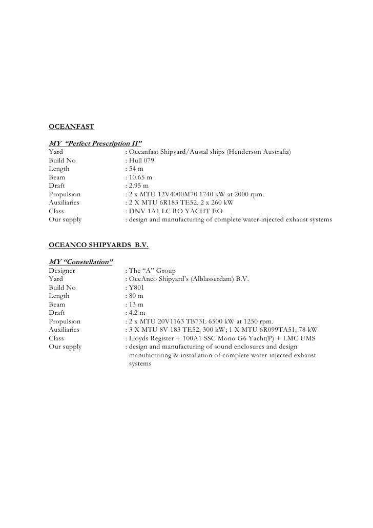 Ref  List October 2009