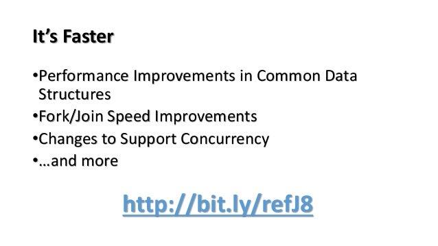 Refactoring to Java 8 (Devoxx UK) Slide 3