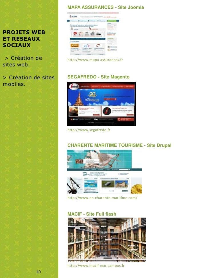 MAPA ASSURANCES - Site JoomlaPROJETS WEBET RESEAUXSOCIAUX > Création de        http://www.mapa-assurances.frsites web.> Cr...