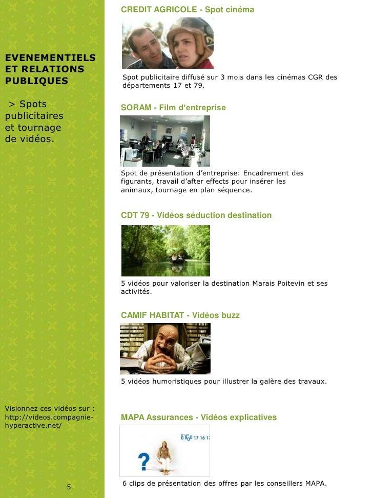 CREDIT AGRICOLE - Spot cinémaEVENEMENTIELSET RELATIONS                             Spot publicitaire diffusé sur 3 mois da...