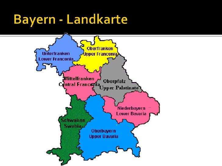 Bayerisch Dialekt