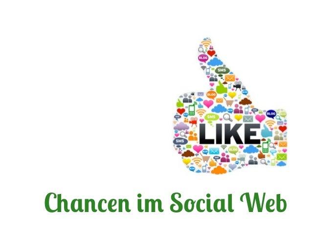 Chancen im Social Web