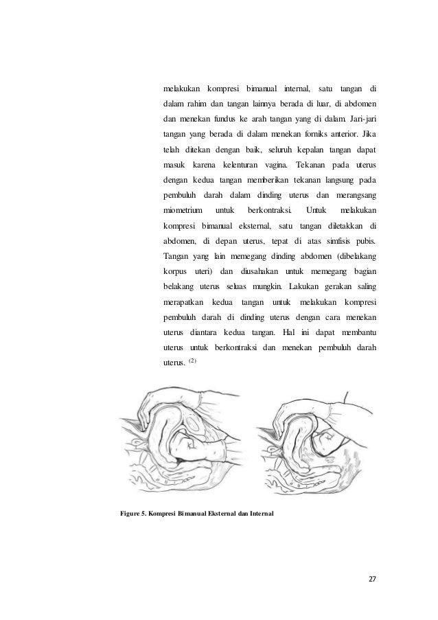 kompresi bimanual eksternal dan internal temperature