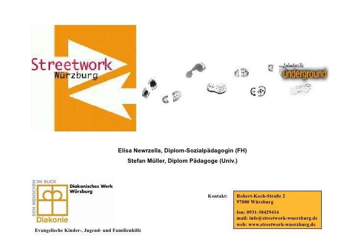 Elisa Newrzella, Diplom-Sozialpädagogin (FH)                                        Stefan Müller, Diplom Pädagoge (Univ.)...