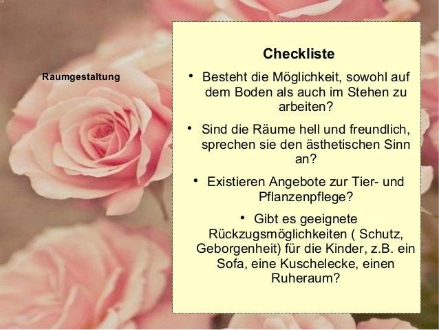 Referat maria montessori for Raumgestaltung deutsch