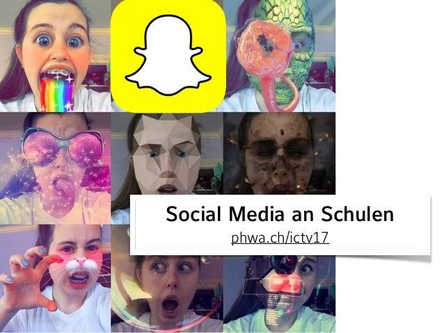 Social Media an Schulen phwa.ch/ictv17