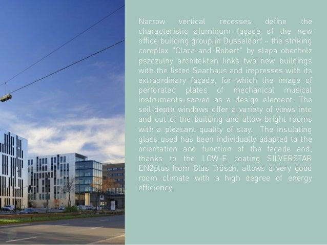 Reference object clara robert dusseldorf - Architekten in dusseldorf ...