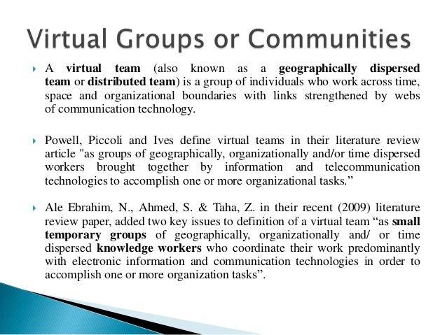 literature review on organizational communication