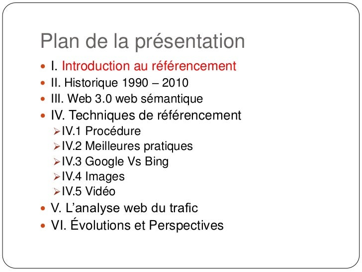 Referencement analytiques Slide 2