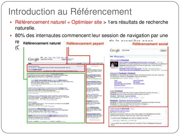 Referencement analytiques Slide 3