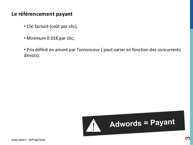 Le Referencement Slide 3