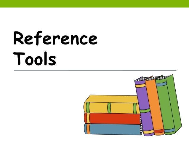 ReferenceTools