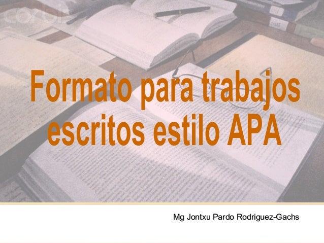 1Mg Jontxu Pardo Rodriguez-GachsMg Jontxu Pardo Rodriguez-Gachs