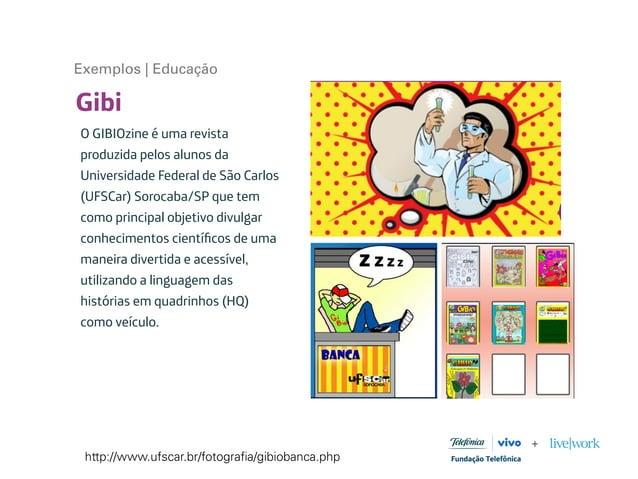 Gibi O GIBIOzine é uma revista produzida pelos alunos da Universidade Federal de São Carlos (UFSCar) Sorocaba/SP que tem c...