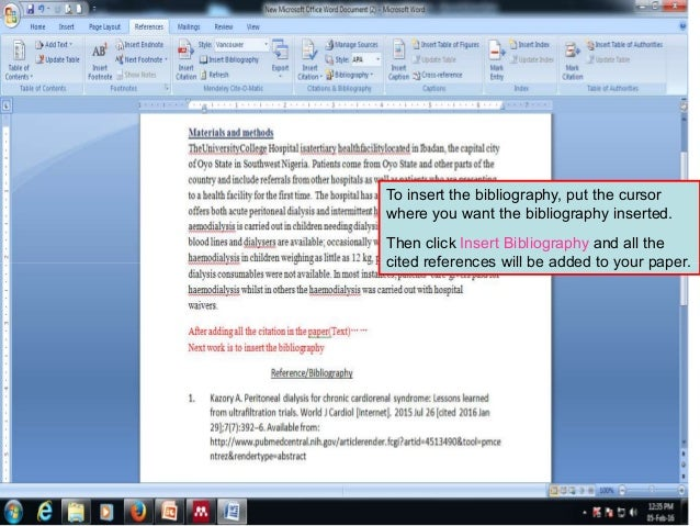 free citation software