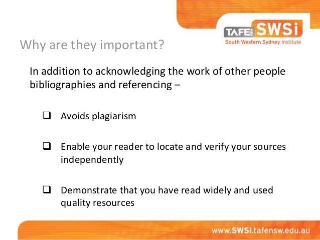 Referencing your resources   harvard Slide 3