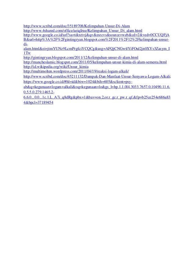 http://www.scribd.com/doc/35189708/Kelimpahan-Unsur-Di-Alamhttp://www.4shared.com/office/aeiqIrue/Kelimpahan_Unsur_Di_alam...