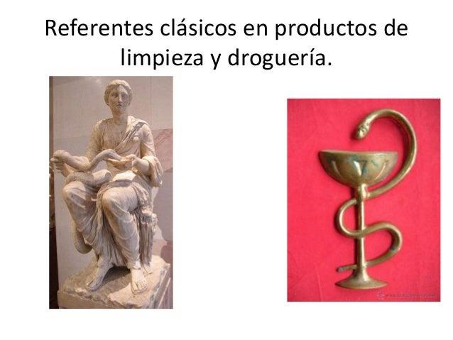 Referentes clásicos en productos de limpieza y droguería.