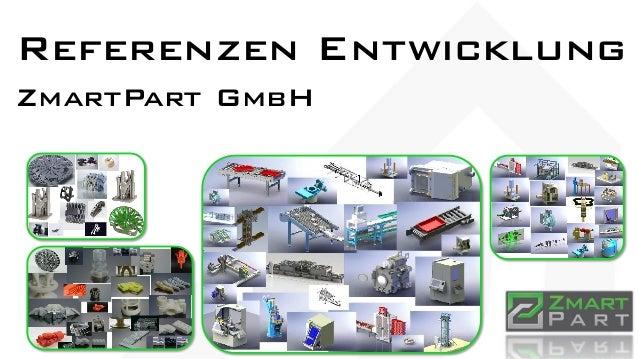 Referenzen Entwicklung  ZmartPart GmbH