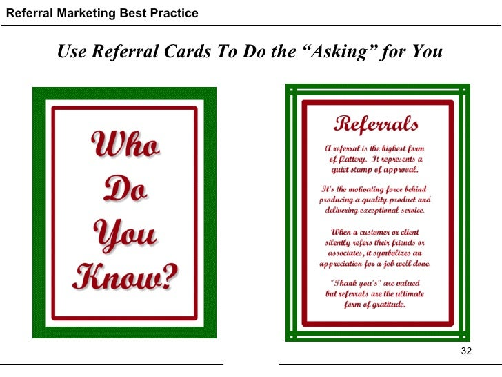 Referral Best Practices Presentation 4