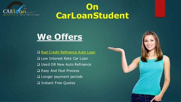 Refinance your car or auto loan  Need Help Paying Bills