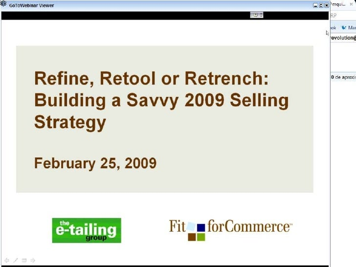 Refine2009 sellingstrategywebseminarslides