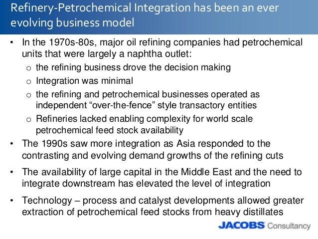 Refining petrochemical integration bangkok june 2012 final draft