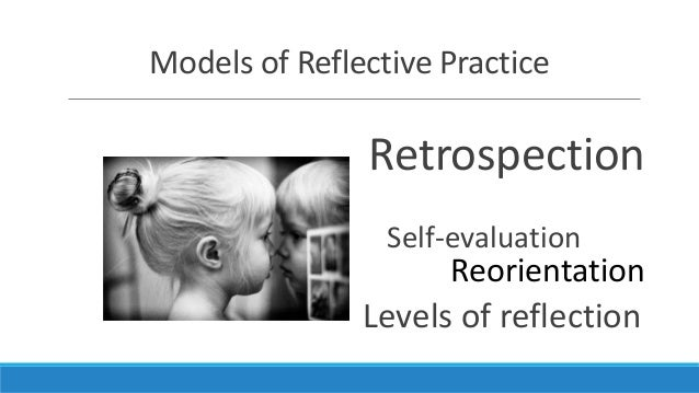 reflecting on reflective practice Reflecting on practice is a professional learning program designed for adoption by informal science learning environments so that all educators in the organization.