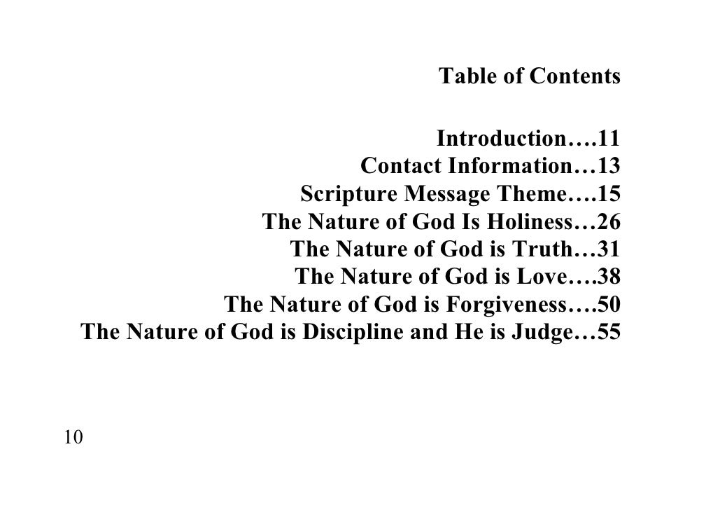 """the nature of god Nature is god pantheism, which means """"all-god,"""" is the view that the universe and god are one and the same any reverence or worship is directed not to a god."""