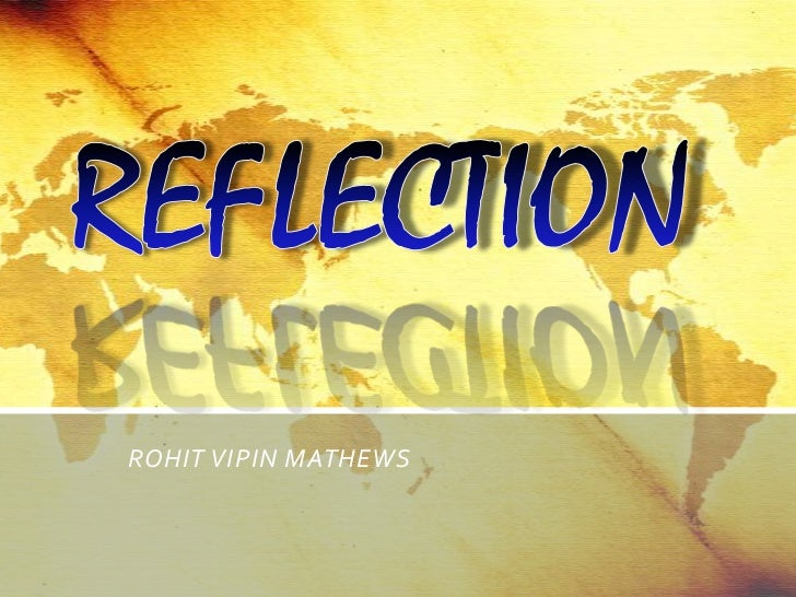 ROHIT VIPIN MATHEWS