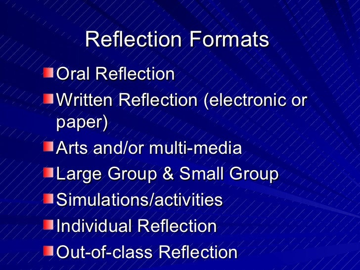 critical reflection on group presentation Group presentation critical thinking analysis reflective paper all assignments from chemistry 1108 at university of houston - downtown.