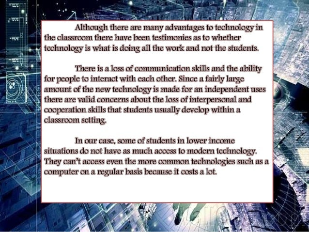 modern technology is a bane essay Modern technology has greatly improved people's lives through different fields  how has modern technology improved people's  haven't found the essay you want.