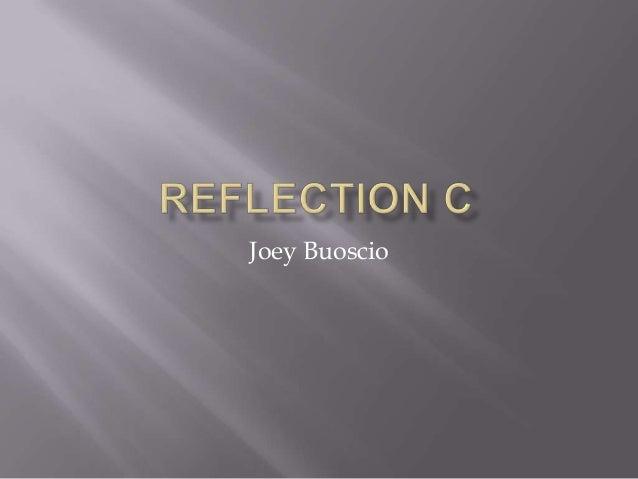 Joey Buoscio