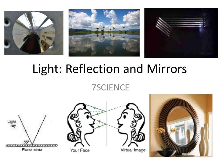 Light: Reflection and Mirrors<br />7SCIENCE<br />