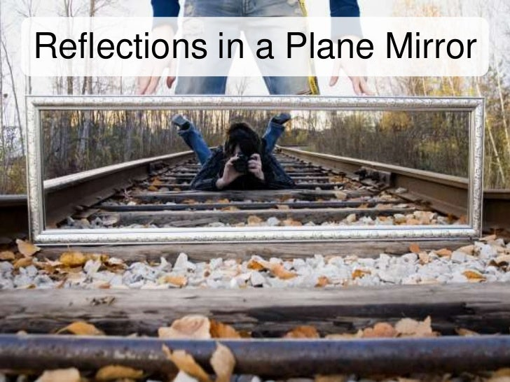 Reflections in a Plane Mirror<br />