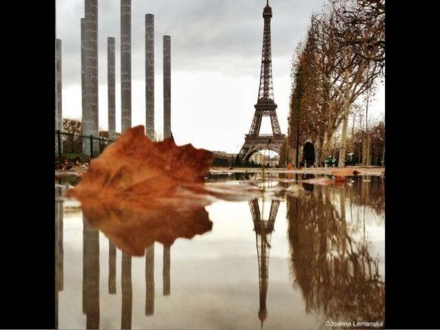 Reflections of París- Photographer Joanna Lemanska