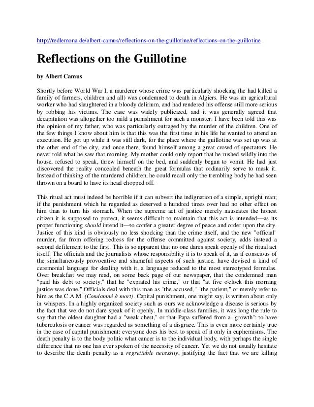 http://redlemona.de/albert-camus/reflections-on-the-guillotine/reflections-on-the-guillotineReflections on the Guillotineb...