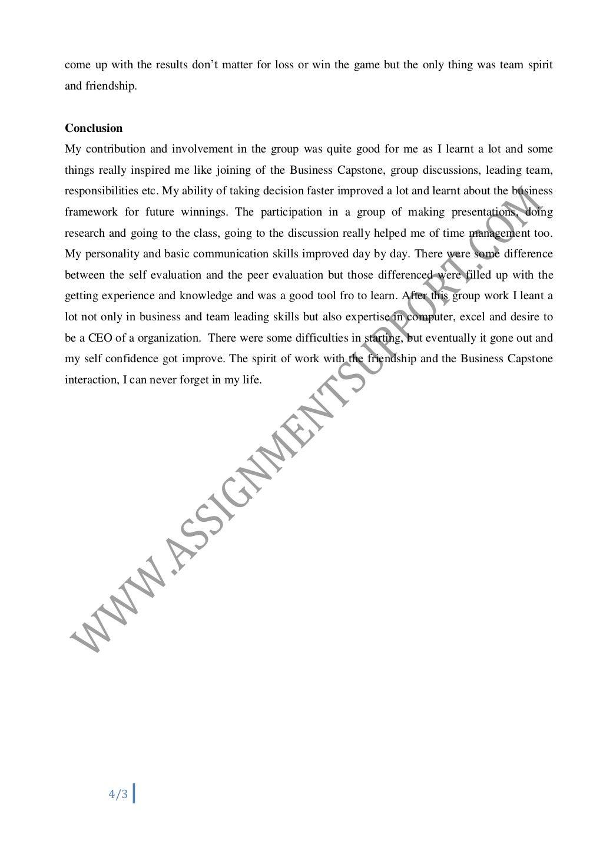 Writing descriptive narrative essay