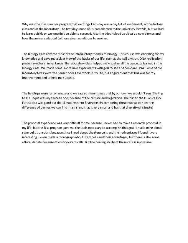 biology reflective essay format - Reflective Essay Format