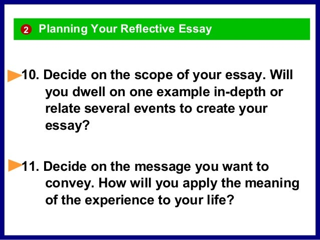 reflective essay higher Higher reflective essay plans point of view creative writing activity april 9, 2018 uncategorized i gotta do a 3 page 20th-century history essay, but i'm doin.