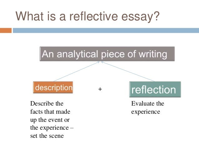 gr reflective essay reflective essay 2 what is