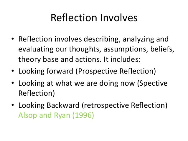 critical thinking reflection paper A complete guide to writing a reflective essay  it's a pretty good way of improving your critical thinking skills, too .
