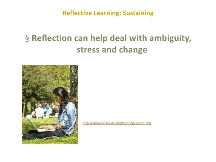 practice session reflection Confidentiality and code of practice 1 reflective peer observation is intended to serve  the focus of the feedback session is discussion and reflection on the.
