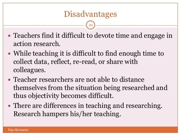 Reflective Teaching and Action Research