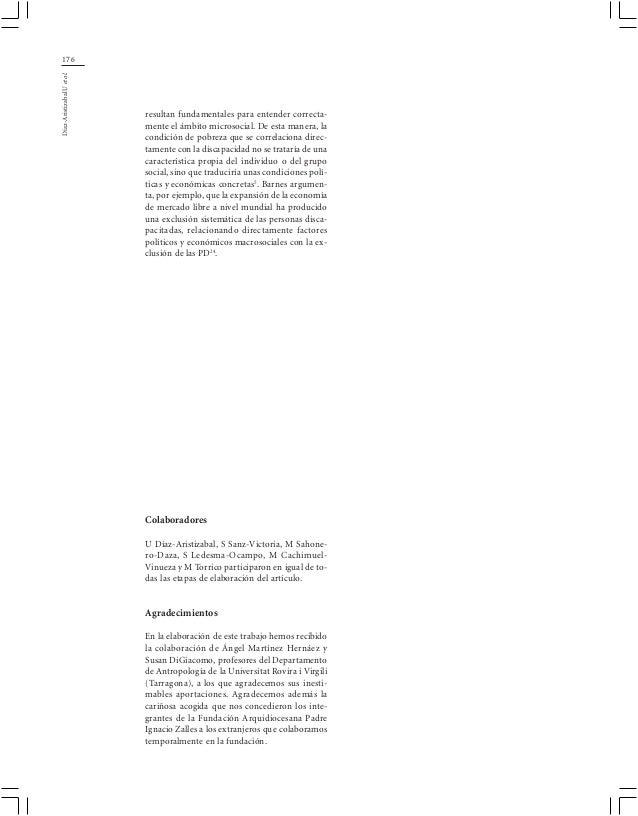 176Díaz-Aristizabal U et al.                            resultan fundamentales para entender correcta-                    ...