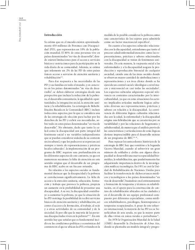 168Díaz-Aristizabal U et al.                            Introducción                                           medida de l...